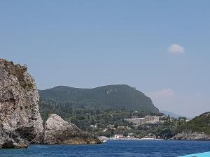 Corfu, Paleokastritsa, Greece, Beach, Paradise, Travel