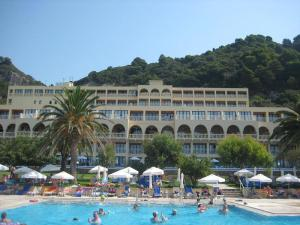 Corfu, Glyfada, Holiday, Louis Grand Hotel