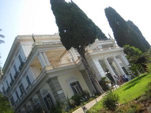 Achilleion Palace, Corfu,
