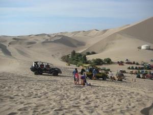 sandboard, travel, Ica, Peru, Huacachina, viajes